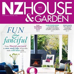 New Zealand House & Garden Magazine